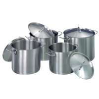 Pot set, induction
