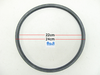 Duromatic pressure cooker gasket 22/24cm