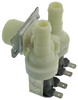 Magnetic water valve, 90º corner 2-way 14,5mm