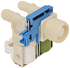 Electrolux water inlet valve 2-way with flowmeter