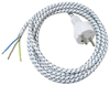 Steam iron power cable 2,8m