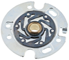 Electrolux dryer drum bearing plate