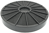 Cooker hood active carbon filter ⌀233x29mm