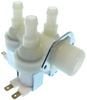 Solenoid valve 3-way corner, 12mm