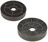 Cooker hood carbon filters 137mm